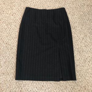 Cashmere blend pencil skirt by Banana Republic SZ6